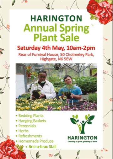 Harington plant sale